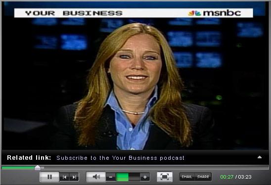 MSNBC Dollars & Sense: Employee Reviews